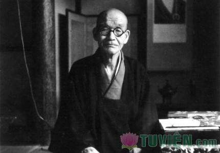 17 lời khuyên dạy đáng suy ngẫm của Thiền sư Kodo Sawaki