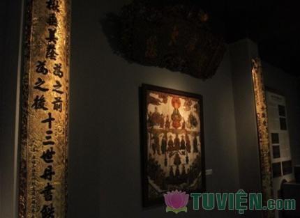 Di sản văn hóa Phật giáo Việt Nam mang đậm dấu ấn văn hóa dân tộc