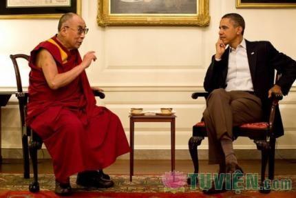 Ảnh hưởng của đức Dalai Lama đối với những nhân vật nổi tiếng