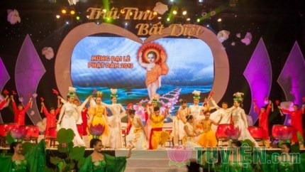 Âm nhạc trong nghi lễ Phật giáo Việt Nam