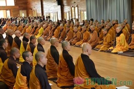 An cư, nỗ lực thực tập pháp Phật