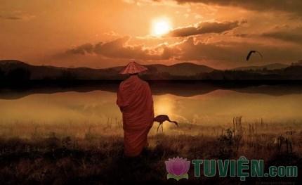 Hạnh phúc chính là sự yên bình trong thế giới nội tại