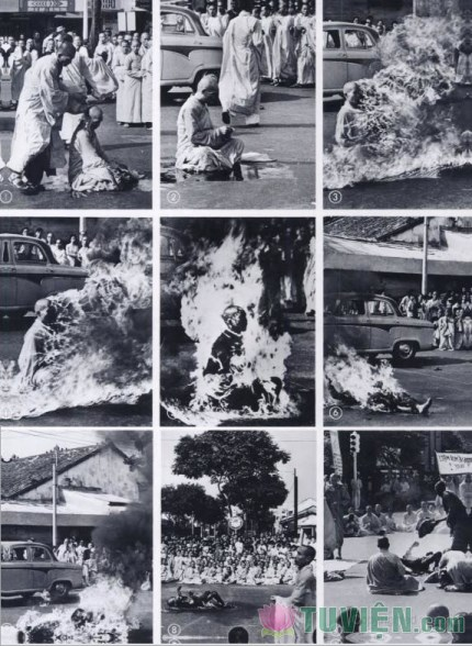 Lịch sử Phật giáo Việt Nam trong ngày 11/6/1963 đã bị mạo hóa