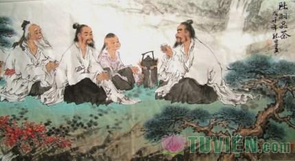 Câu chuyện đáng suy ngẫm về nồi cơm của Khổng Tử