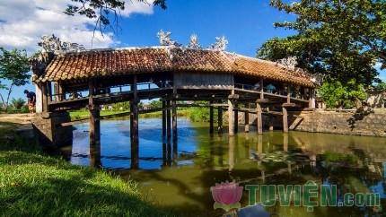 Cầu ngói Thanh Toàn - Nét đẹp kiến trúc đặc biệt xứ Huế