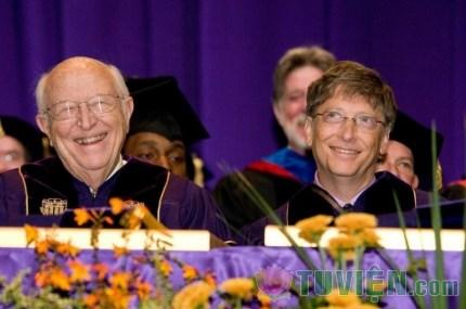 Bài học dạy con của Bill Gates