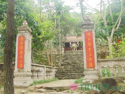 Chùa Chân Tiên, nơi có nhiều truyền thuyết vẫn chưa có lời giải đáp