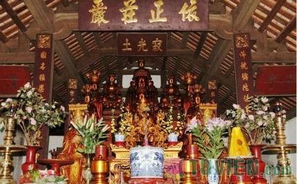 Bộ kinh Phật cổ nhất tại Chùa Bổ Đà được xếp hạng di tích QG đặc biệt