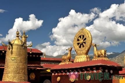 Chùa Đại Chiêu Tây Tạng