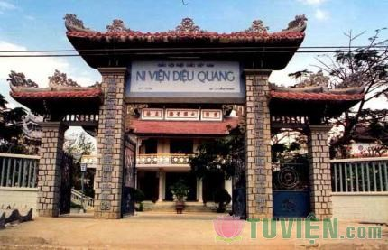 Chùa Diệu Quang