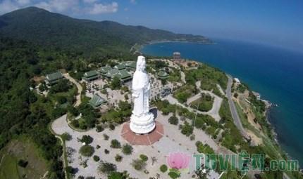 Sơn Trà ký sự: Luận về Chà vá chân nâu và chùa Linh Ứng
