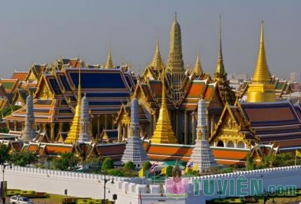Wat Phra Kaew, ngôi chùa quan trọng bậc nhất Thái Lan