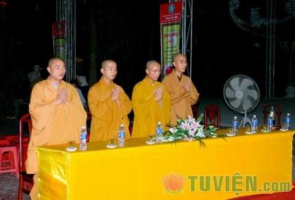 Chùa Phong Phạn tổ chức Đại lễ Vu Lan Báo Hiếu