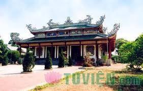 Chùa Sắc Tứ Tịnh Quang