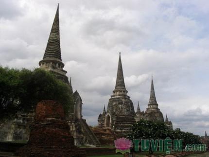 Chùa Phra Si Sanphet