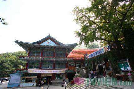 Đạo Tuyên Cổ Tự mang tên Quốc Sư xứ Kim Chi