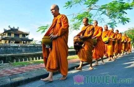 Con đường đi đến Phật giáo