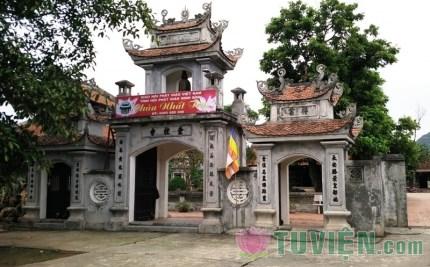 Cột kinh Phật - bảo vật quốc gia ở cố đô Hoa Lư