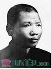 Cư sĩ Thiều Chửu - Nguyễn Hữu Kha (1902-1954)