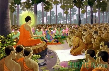 Cuộc sống thường ngày của Đức Phật