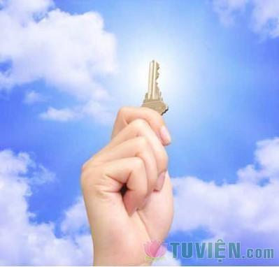 Nếu bạn thật sự muốn bình yên? Đây là chìa khóa