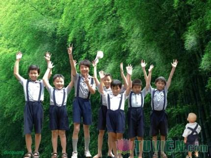 Châm ngôn và năm điều luật của gia đình Phật tử Việt Nam