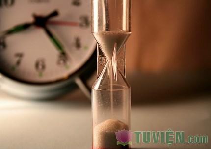 Những góc nhìn đời thường về thời gian
