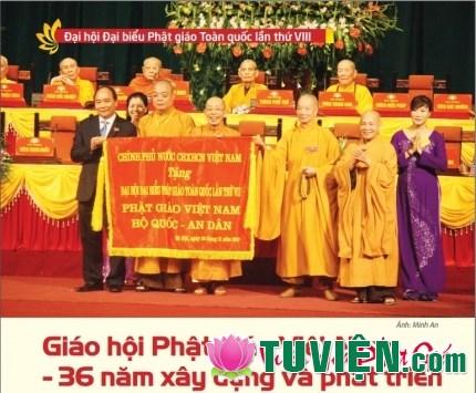 Giáo hội Phật giáo Việt Nam: 36 năm xây dựng và phát triển