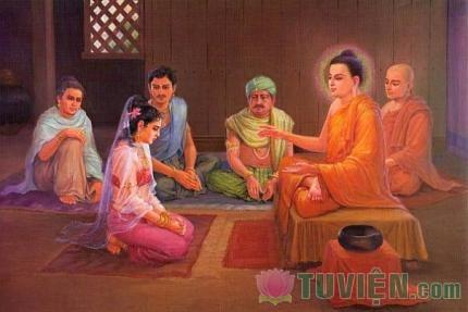 Thật hạnh phúc khi cả gia đình cùng theo Đạo Phật