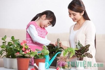 Hãy dạy dỗ đúng cách để con mình có trái tim thiện lành