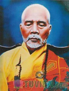 Hòa Thượng Thích Hành Trụ (1904-1984)