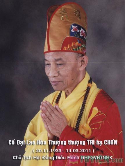 Hòa Thượng Thích Trí Chơn - Con đường Hoằng pháp và văn hóa
