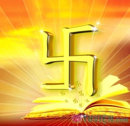 Ý nghĩa chữ Vạn trong Phật giáo