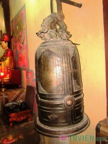 Hà Tĩnh: Phát hiện chuông đồng cổ thời Tây Sơn
