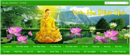 Làm website Phật Giáo-Dễ hay khó
