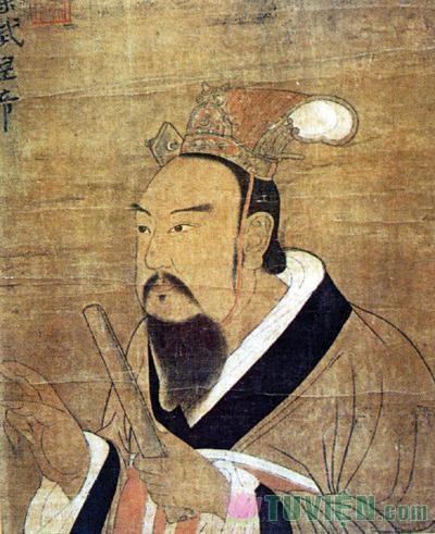 Vua Lương Vũ Đế