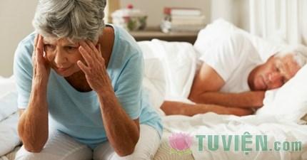 Lưu ý về giấc ngủ đối với người cao tuổi