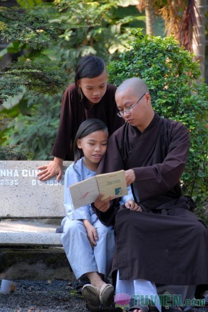 Mối liên hệ giữa Thầy và Trò trong nếp sống Thiền môn