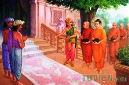 Ngài A-Nan, vị thị giả tận tụy của ĐỨc Phật