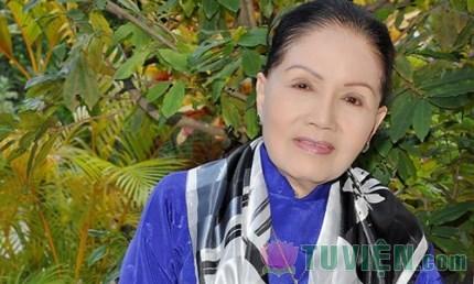 Vĩnh biệt cô Út - người nghệ sĩ Phật giáo đúng nghĩa