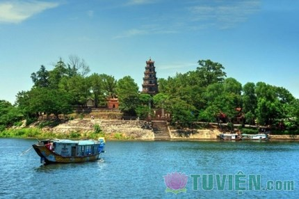 Ngôi chùa của miền tâm thức và tình cảm của người dân xứ Huế
