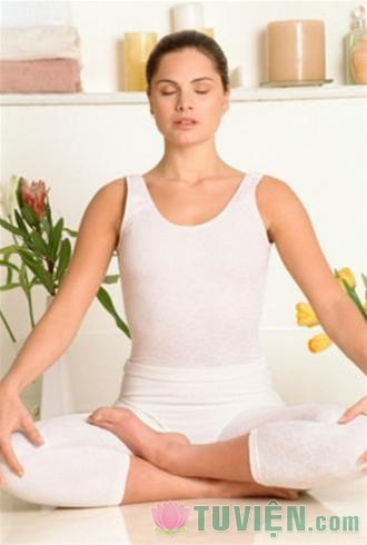Ngồi thiền để nâng cao hiệu quả công việc và tăng cường sức khỏe
