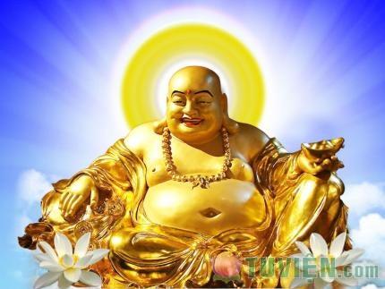 Những cái vui trong đạo Phật