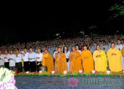 Hà Tĩnh: Chùa Thanh Lương long trọng tổ chức đại lễ Phật Đản PL 2559 - DL 2015
