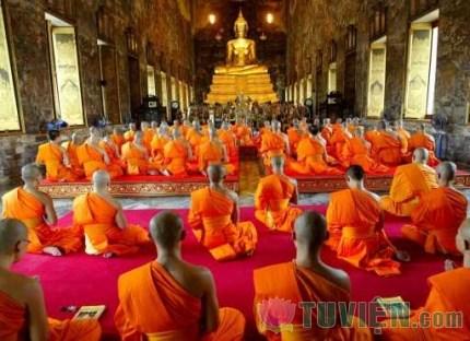Ý nghĩa sám hối trong kinh điển Phật giáo nguyên thủy