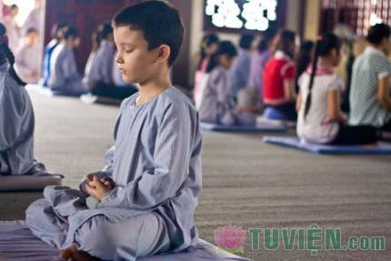 Phật pháp đối với thiếu nhi