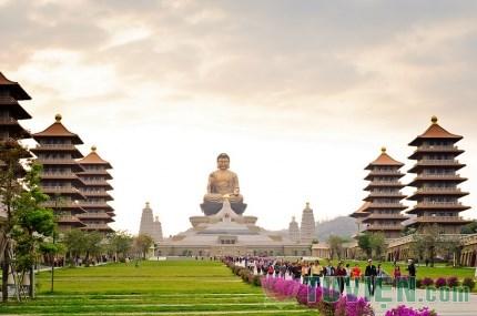 Thăm quan bảy ngôi chùa độc đáo ở Đài Loan