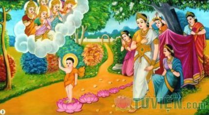Hạnh phúc thay đức Phật ra đời