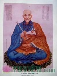 Tổ Sư Nguyên Thiều với Hành Tung Và Thi Kệ Thị Tịch Thích Thái Hòa