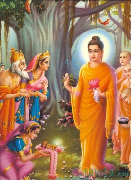 Suy ngẫm lời Phật dạy về đạo đức gia đình